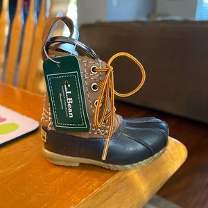 LL BEAN NWT KEY CHAIN ADORABLE